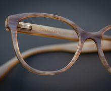 Close-Up Brillenfassung Gace Form